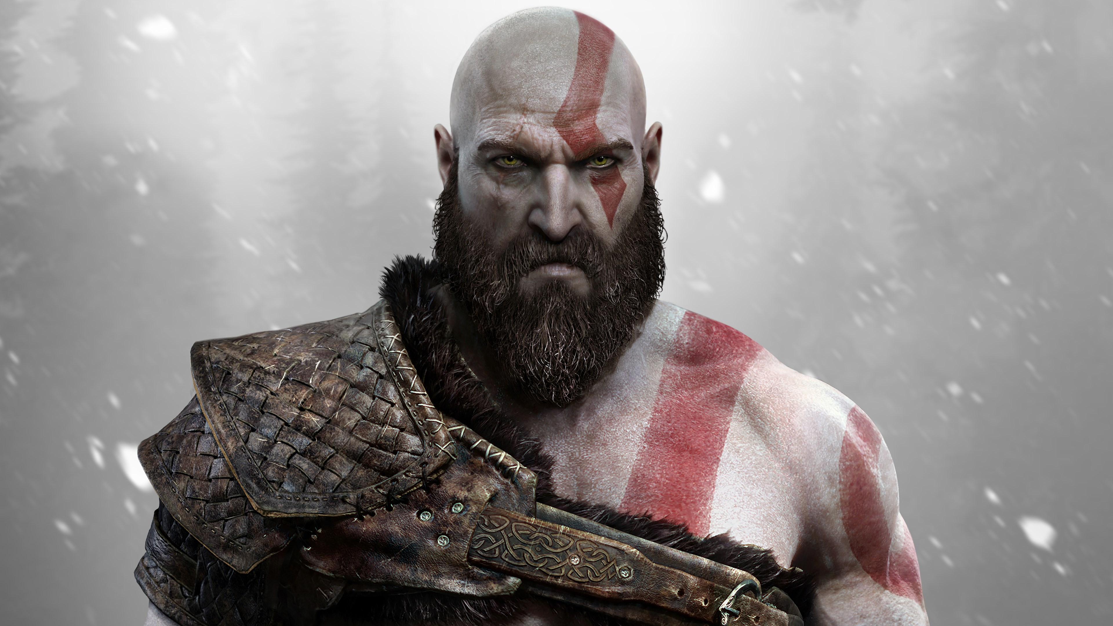 God Of War 2017 4k Ultra Hd Wallpaper High Quality Walls