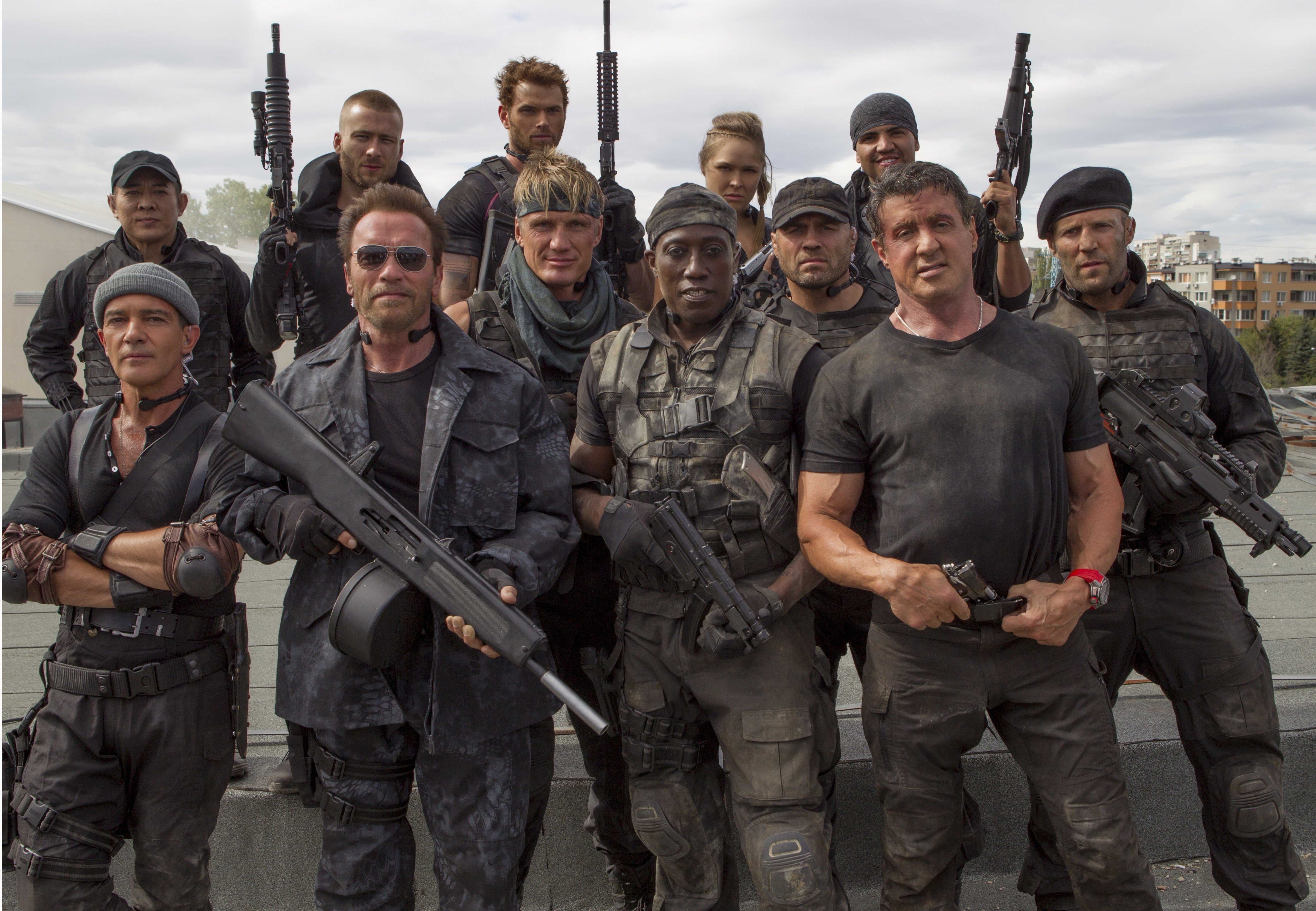 the expendables 4k ultra hd wallpaper » high quality walls