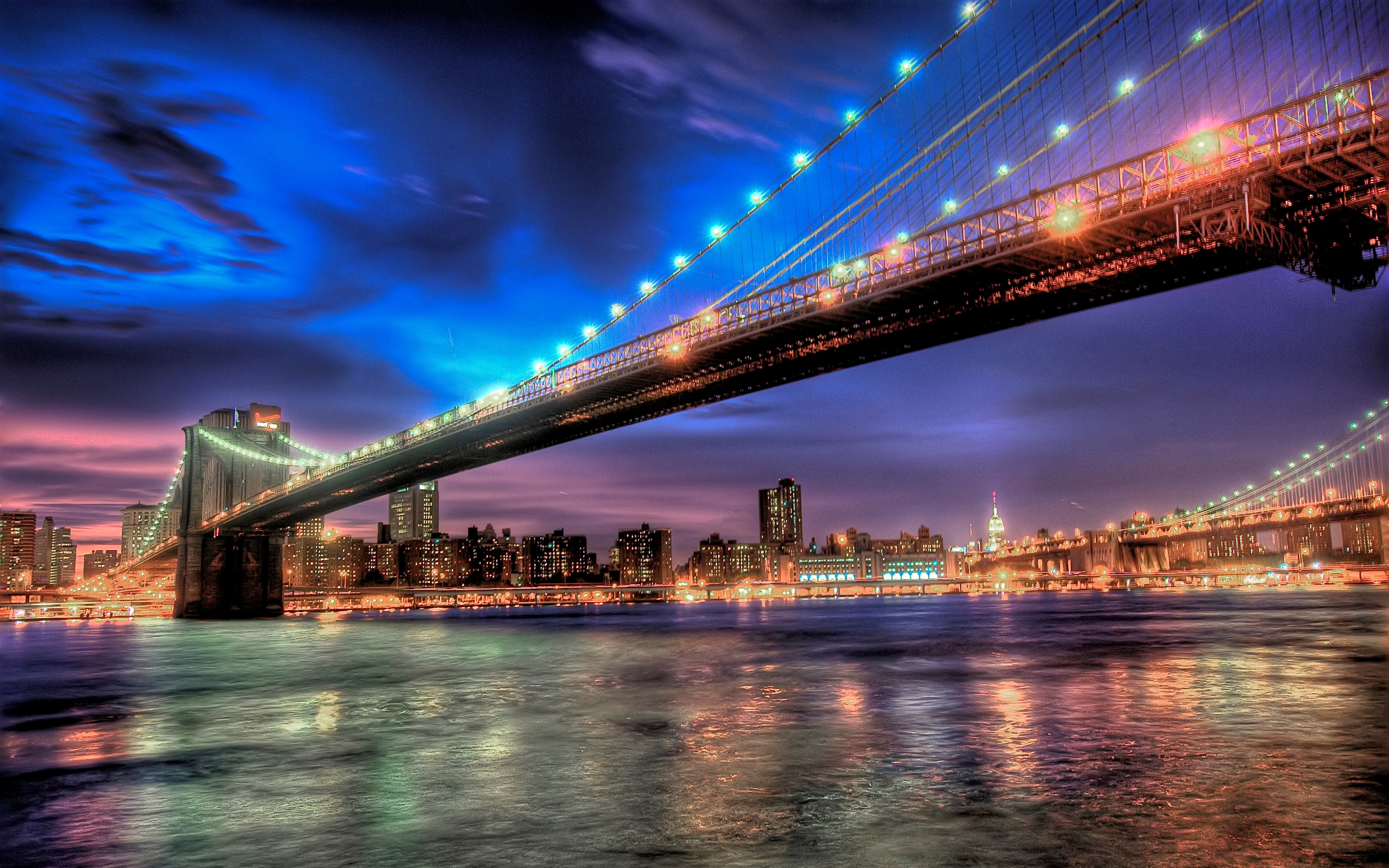 Brooklyn Bridge 4k Ultra Hd Wallpaper High Quality Walls