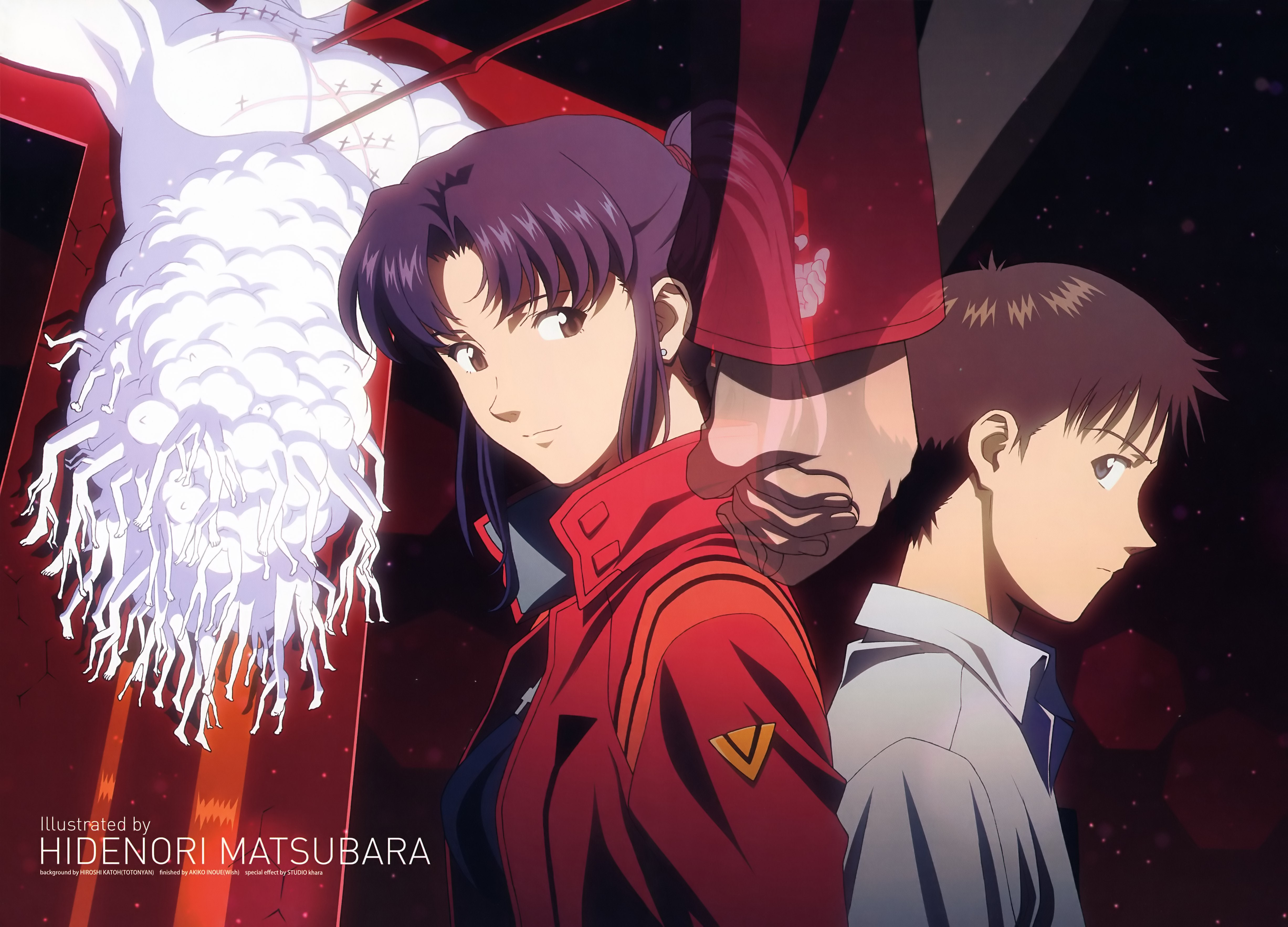 Neon Genesis Evangelion 4k Ultra Hd Wallpaper High Quality Walls