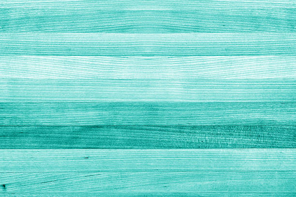 The Texture Of Teal And Turquoise: Red Heart Hanging On Teal Blue Wood Background » High