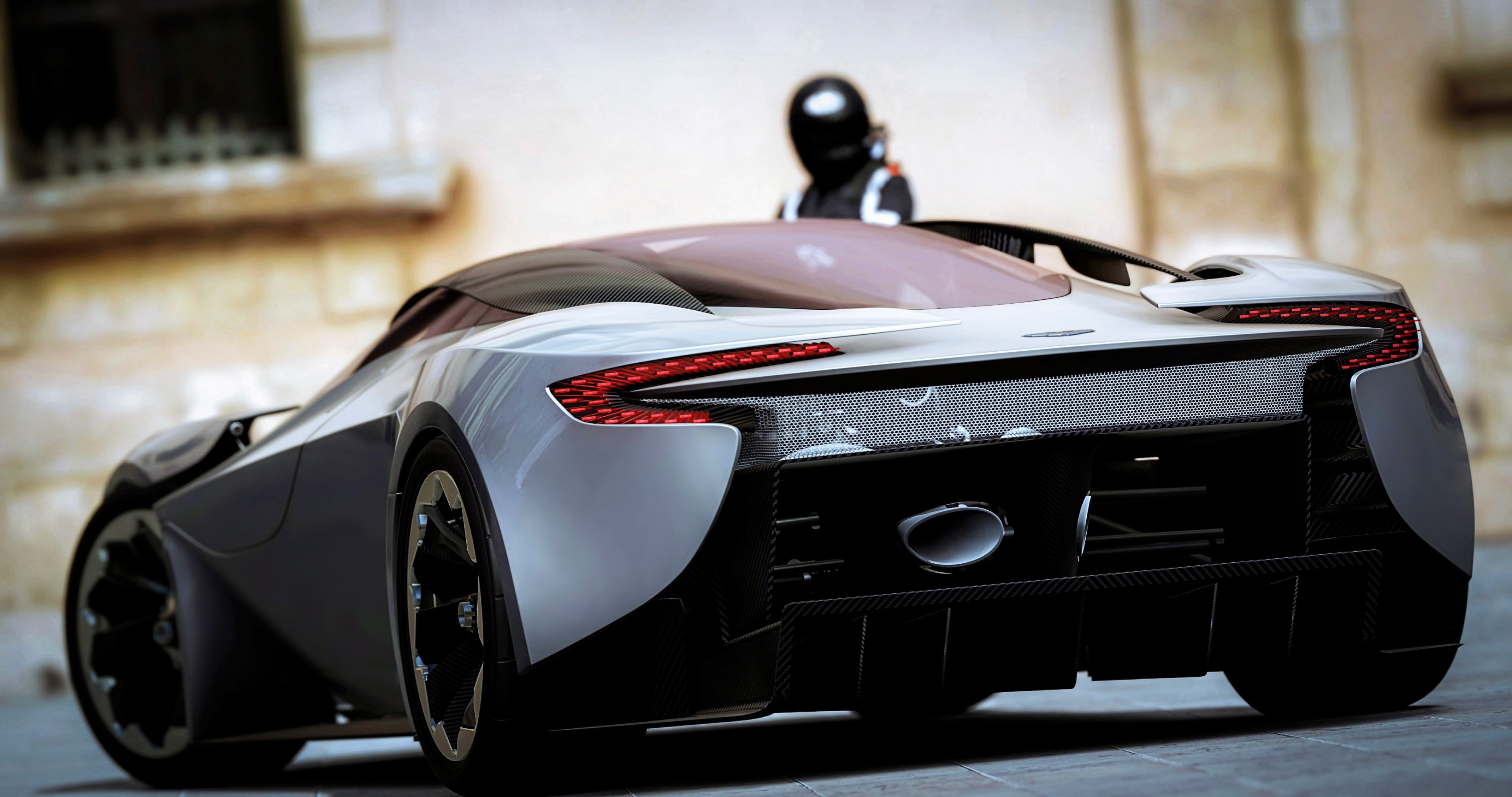 Toyota Ft1 Sports Car 4k Ultra Hd Wallpaper » High Quality