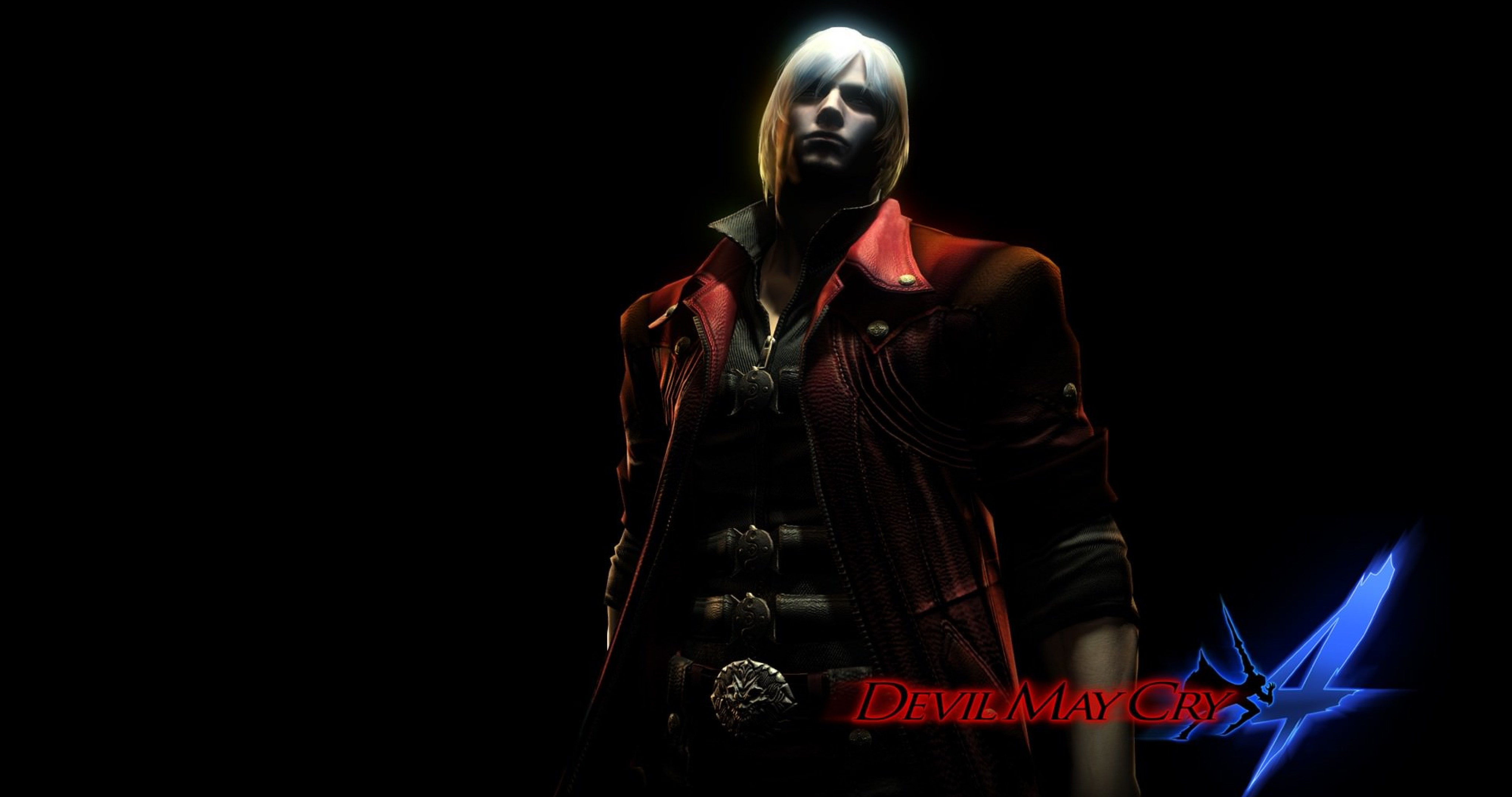 Devil May Cry 4 The Game Wallpaper 4k Ultra Hd