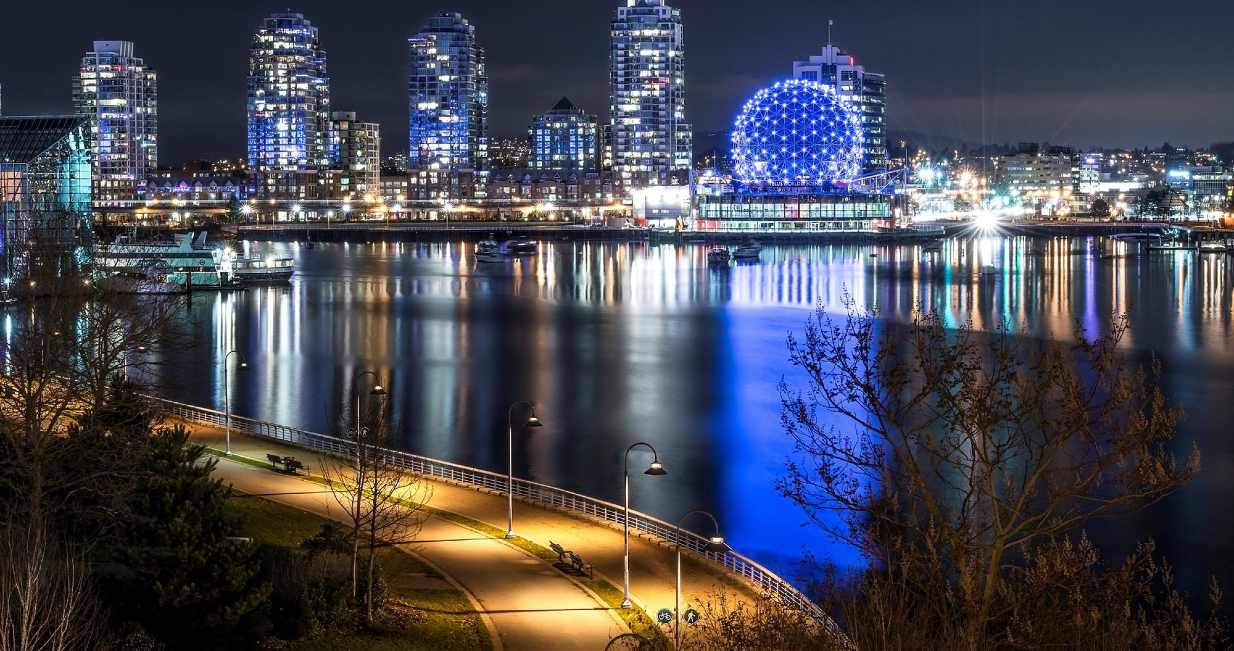Vancouver Wallpaper 4k Collection 13 Wallpapers