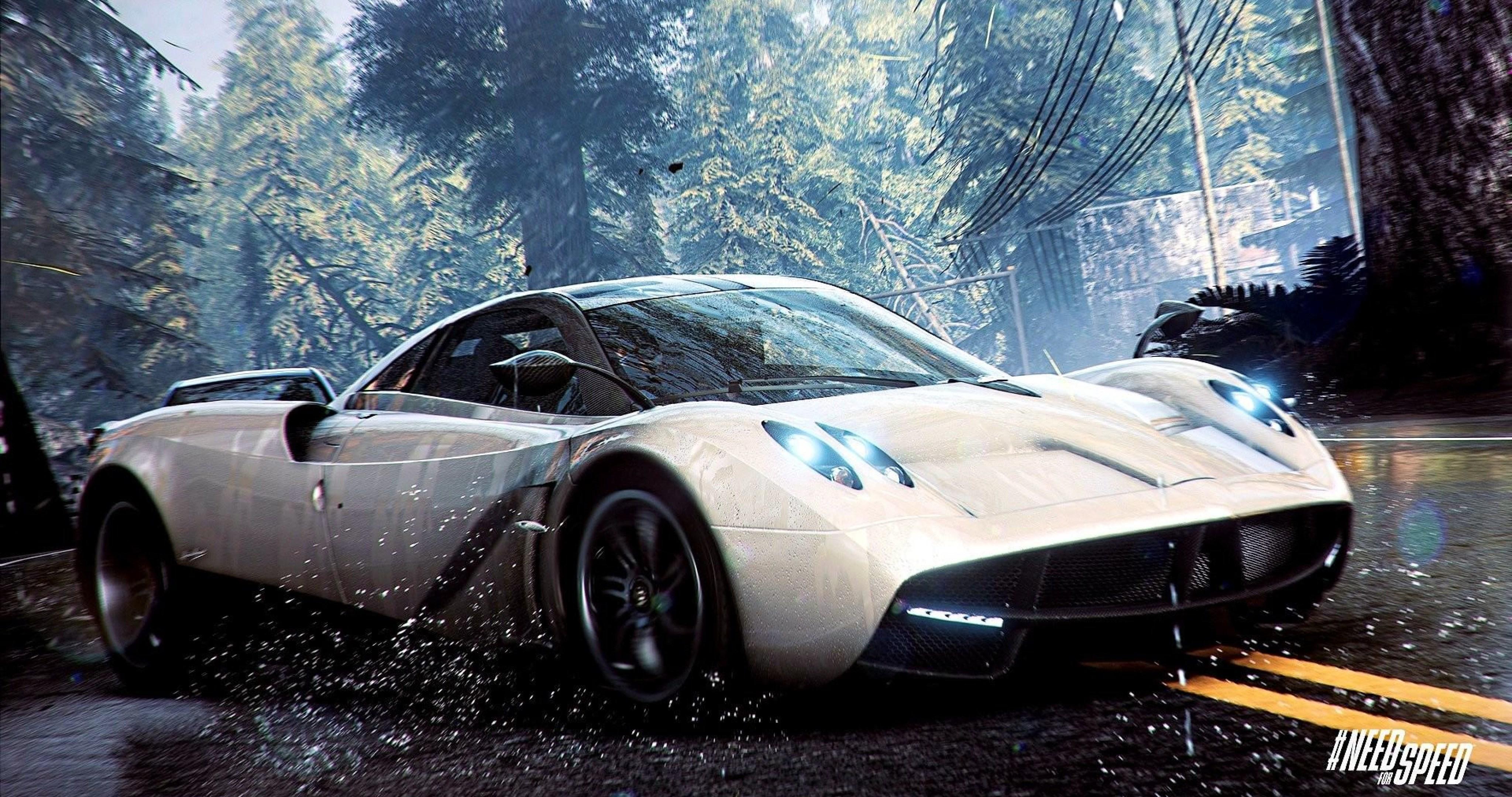 Need For Speed Rivals 2013 4k Ultra Hd Wallpaper High