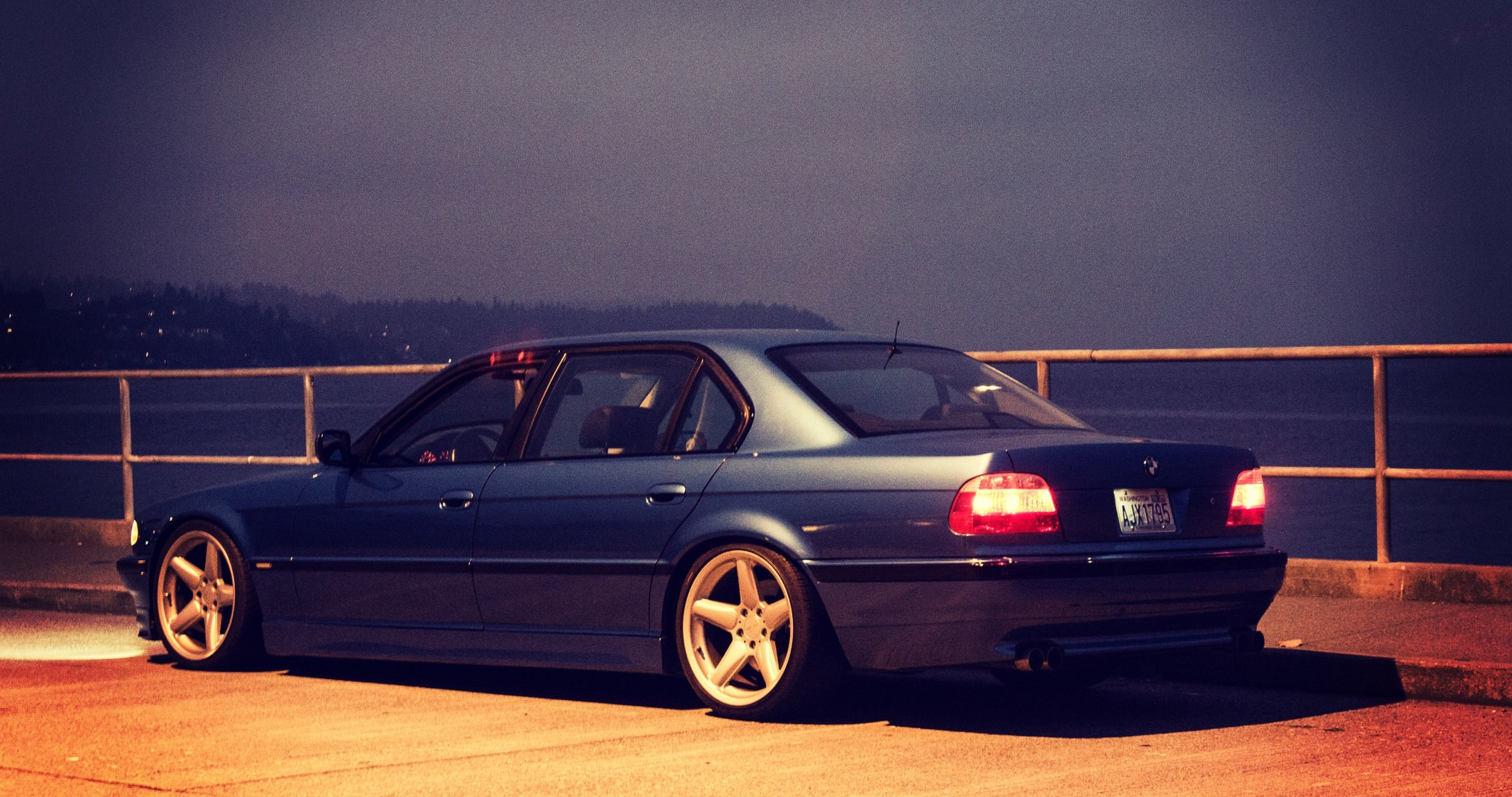 Bmw E38 750il Wallpaper 4k Ultra Hd Wallpaper High Quality Walls